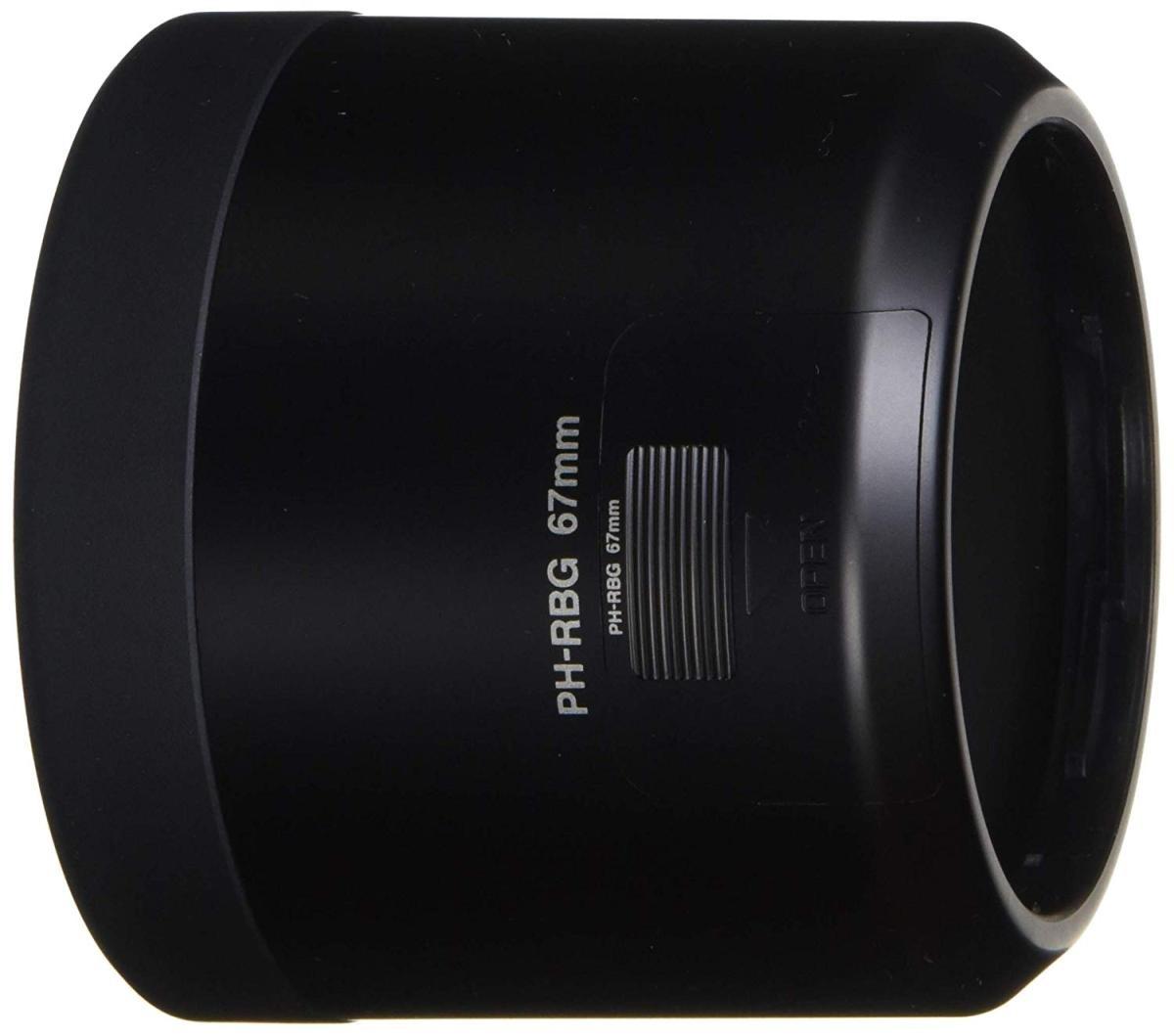ペンタックス PENTAX レンズフード PH-RBG67(ブラック)の商品画像 2