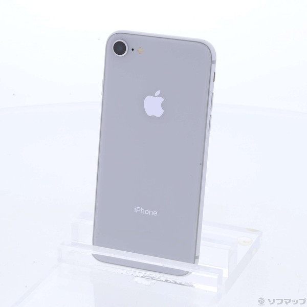 Apple iPhone 8 64GB シルバー SIMフリーの商品画像|ナビ