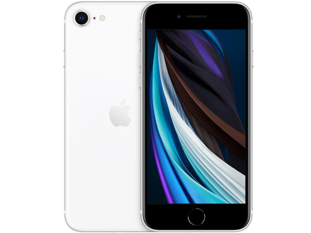 iPhone SE 第2世代 128GB ホワイト SIMフリーの商品画像|ナビ