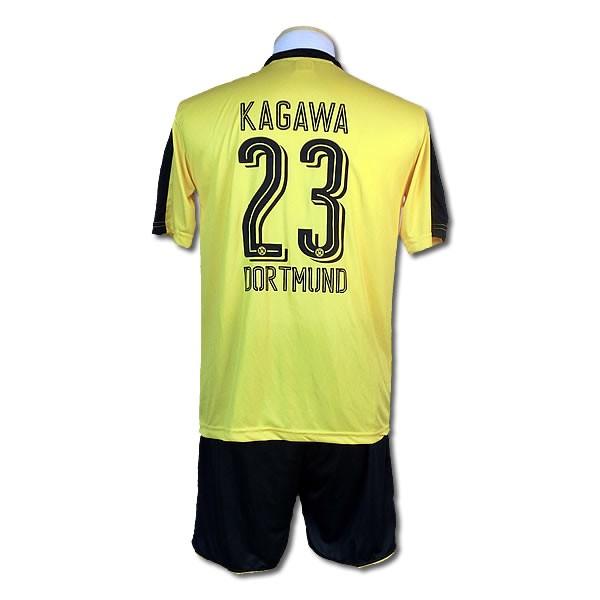■ボルシアドルトムントホーム■香川真司KAGAWA背番号23