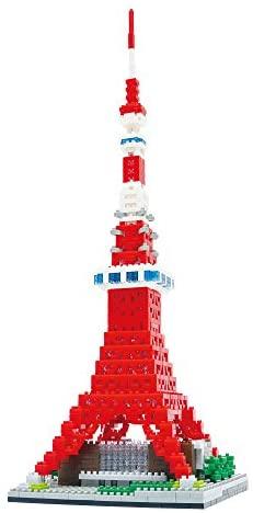 ナノブロック 東京タワー Deluxe Edition NB_018の商品画像|ナビ