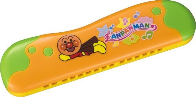 アガツマ アンパンマン ハーモニカの商品画像|ナビ
