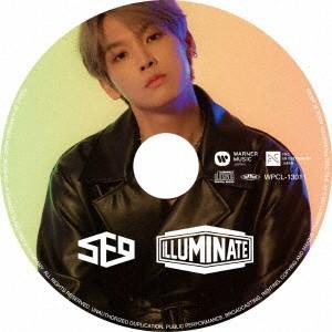 【CD】ILLUMINATE(IN SEONG:完全生産限定ピクチャーレーベル盤)/SF9(エスエフナイン)