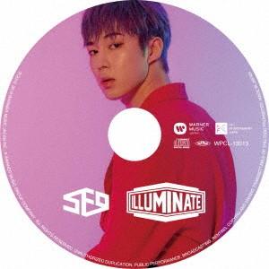 【CD】ILLUMINATE(DA WON:完全限定生産ピクチャーレーベル盤)/SF9(エスエフナイン)