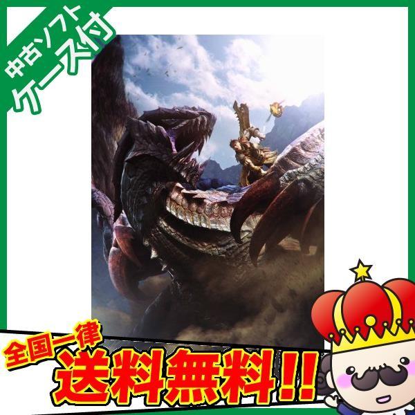 【3DS】カプコン モンスターハンター4の商品画像|2