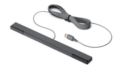 任天堂 Wii/Wii U用 センサーバー RVL-A-SBの商品画像|ナビ