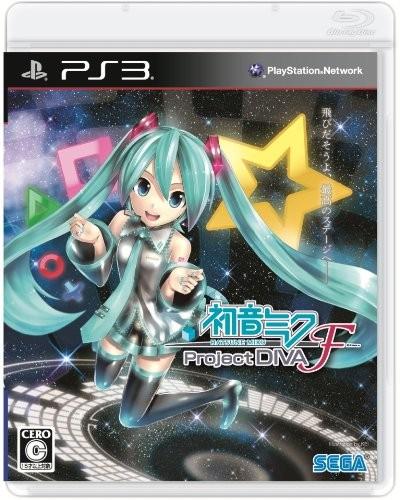 【PS3】セガ 初音ミク -Project DIVA- Fの商品画像|ナビ