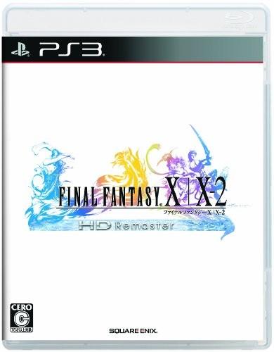 【PS3】スクウェア・エニックス ファイナルファンタジーX/X-2 HD Remasterの商品画像 ナビ