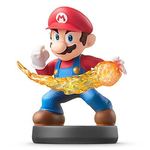 任天堂 Wii U amiibo マリオの商品画像|ナビ