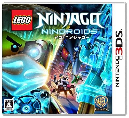 【3DS】ワーナー・エンターテイメント・ジャパン LEGO ニンジャゴー ニンドロイドの商品画像|ナビ