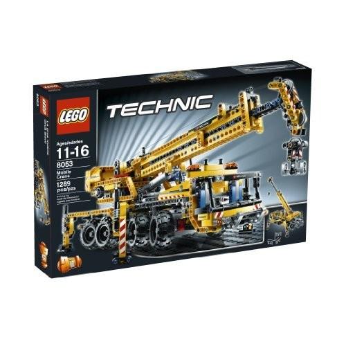 レゴ 8053 クレーンの商品画像|ナビ