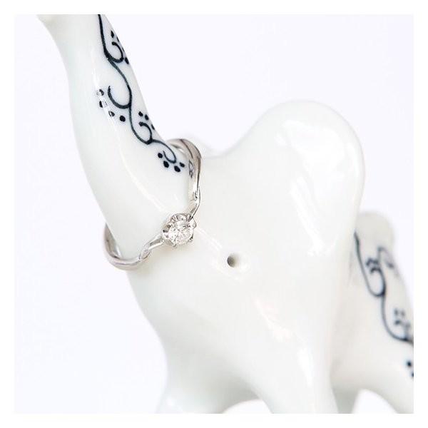 ゾウのリングホルダーの画像3
