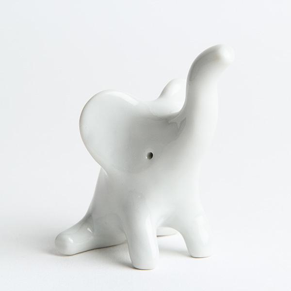 ゾウのリングホルダーの画像5