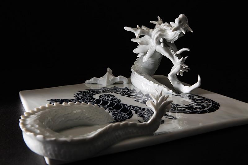 ドラゴンプレートの画像3