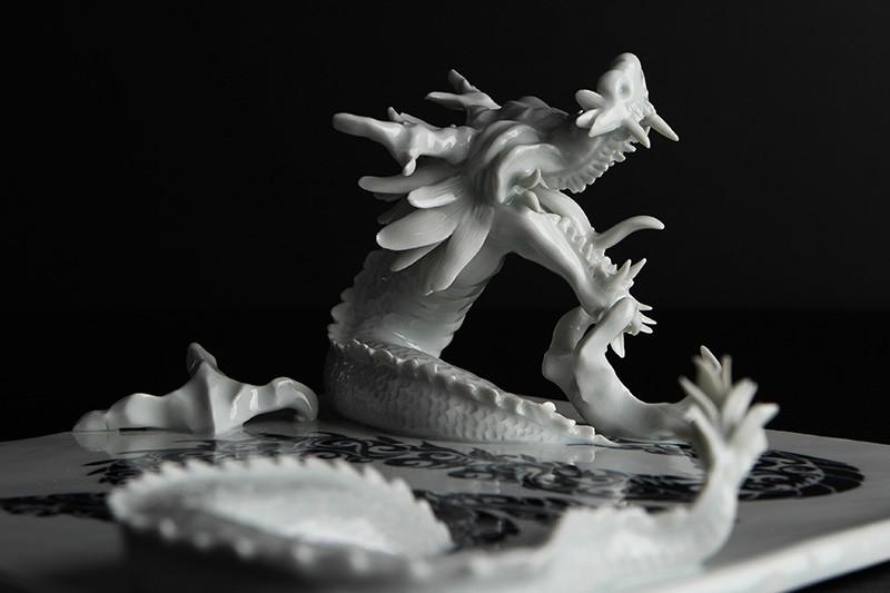 ドラゴンプレートの画像4