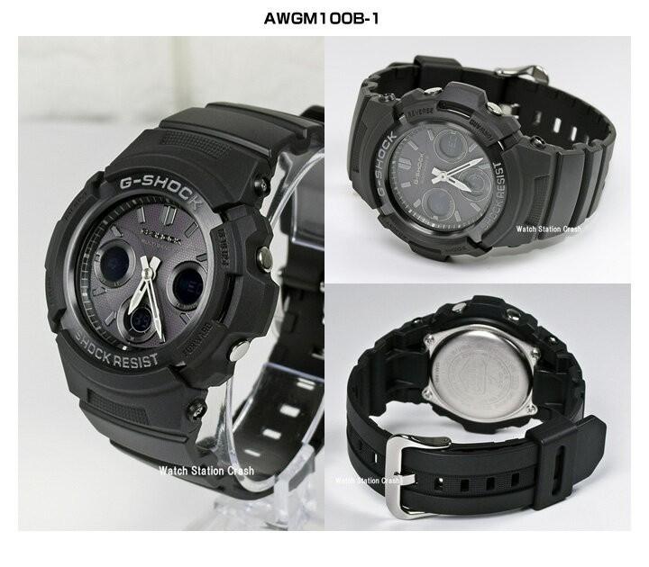 カシオ G-SHOCK グロッシーブラックシリーズ GW-M5610BB-1(ブラック)の商品画像 3
