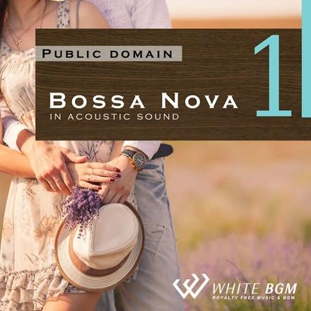 Bossa Nova 1 - in acoustic sound -