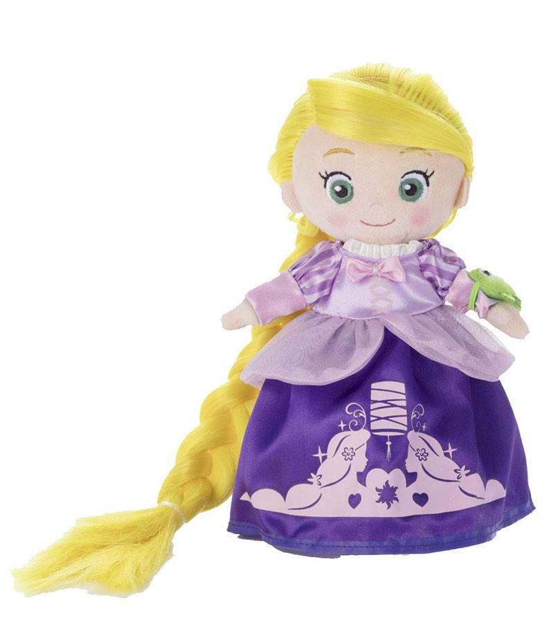 ディズニーキャラクター マイフレンドプリンセス ヘアメイクプラッシュドールデラックスセット 塔の上のラプンツェル ラプンツェルの商品画像 ナビ