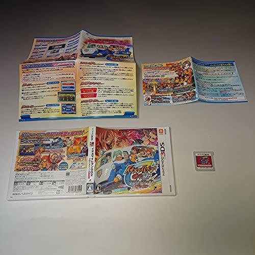 【3DS】レベルファイブ イナズマイレブンGO2 クロノ・ストーン [ネップウ]の商品画像 ナビ
