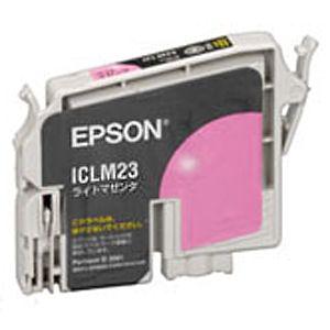 エプソン インクカートリッジ ICLM23(ライトマゼンタ)の商品画像|3