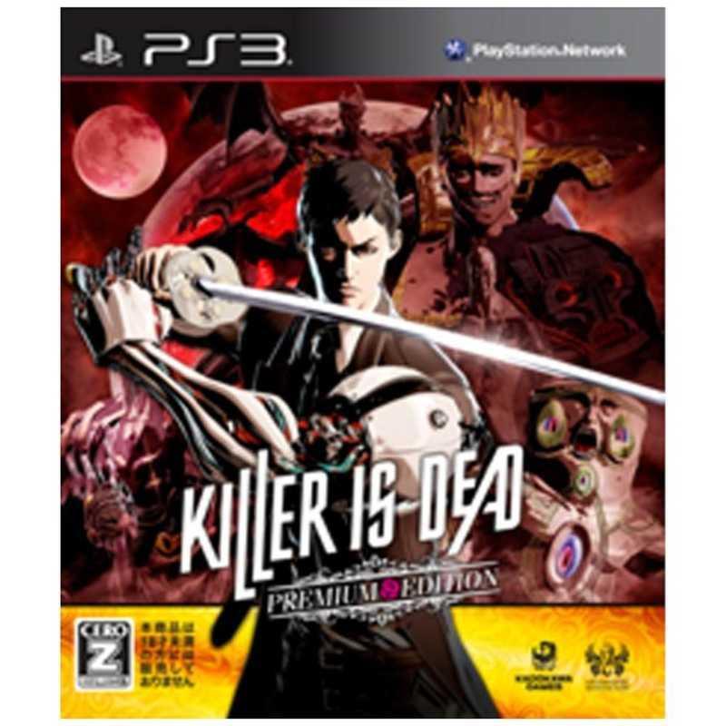 【PS3】角川ゲームス KILLER IS DEAD PREMIUM EDITIONの商品画像|ナビ