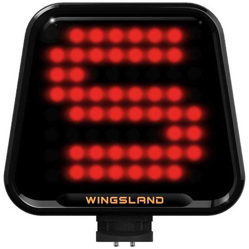 ハイテック WINGSLAND S6 絵文字ディスプレイ LS303000177の商品画像|ナビ