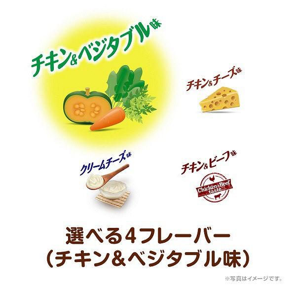 グラン・デリ ワンちゃん専用おっとっと チャック袋タイプ チキン&ベジタブル味 50g×1個の商品画像|4