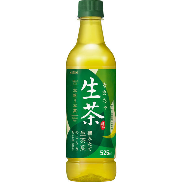 キリンビバレッジ KIRIN 生茶 525ml×24本 ペットボトルの商品画像|2