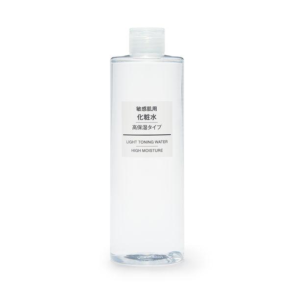 無印良品 化粧水 敏感肌用 高保湿タイプ(大容量) 400mL 良品計画