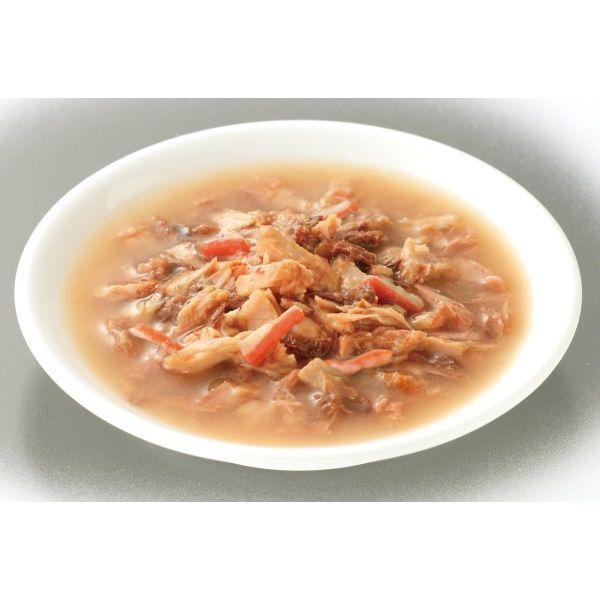 マースジャパン カルカン パウチ 12カ月までの子ねこ用 かにかま入り かつお スープ仕立て 70g×16個の商品画像|2
