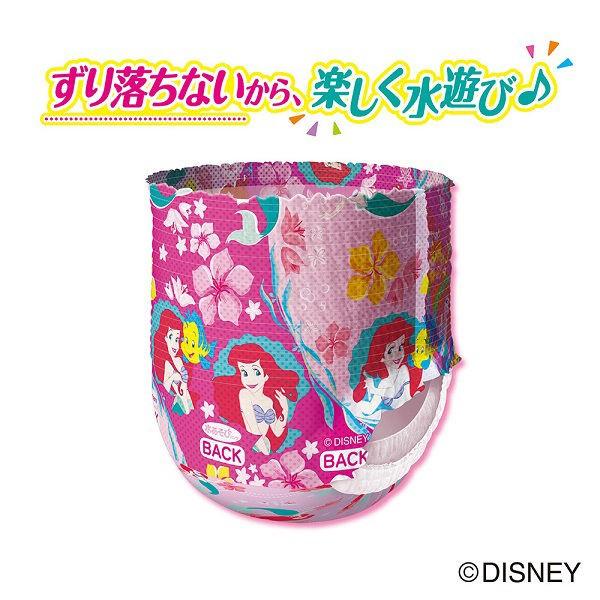ムーニー 水あそびパンツ 女の子用 Lサイズ 10x1パックの商品画像|2