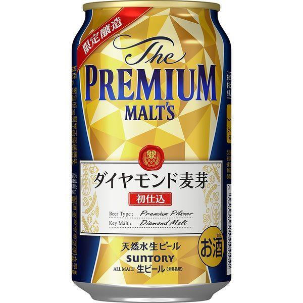 サントリー ザ・プレミアムモルツ 初仕込 350ml缶 6缶パックの商品画像|ナビ