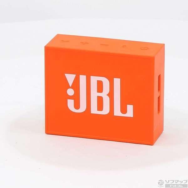 ポータブルBluetoothスピーカー JBL GO (オレンジ)の商品画像|3