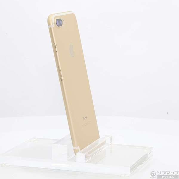Apple iPhone 7 Plus 256GB ゴールド SIMフリーの商品画像|4