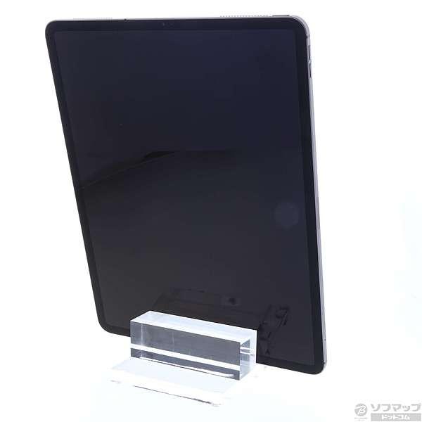 Apple iPad Pro 12.9インチ Wi-Fi + Cellular 256GB スペースグレイ SIMフリー 2018年モデルの商品画像|3