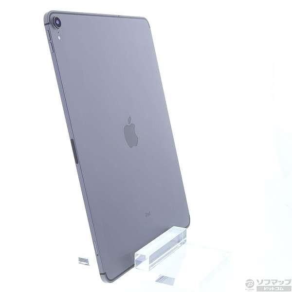 Apple iPad Pro 12.9インチ Wi-Fi + Cellular 256GB スペースグレイ SIMフリー 2018年モデルの商品画像|4