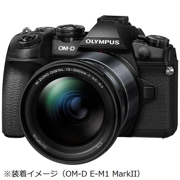 M.ZUIKO DIGITAL ED 12-200mm F3.5-6.3の商品画像|4