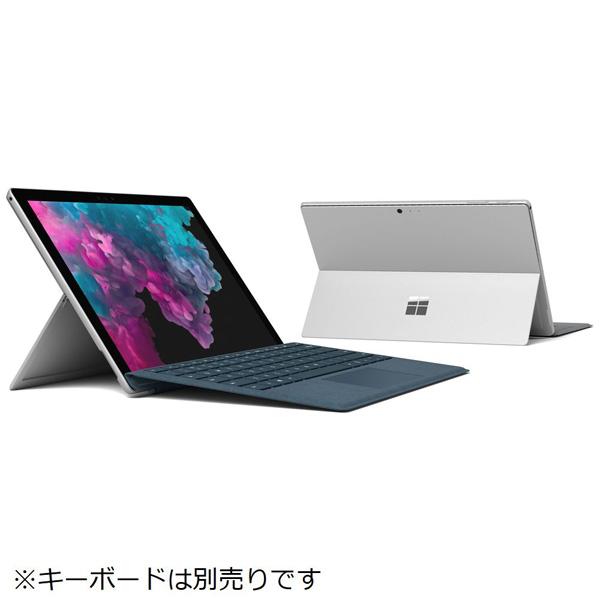 マイクロソフト Surface Pro 6 KJT-00027の商品画像|2