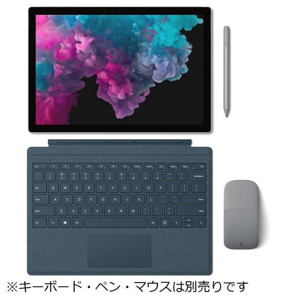 マイクロソフト Surface Pro 6 KJT-00027の商品画像|4