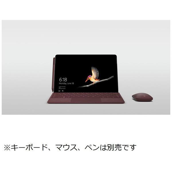 Surface Go 10インチ Pentium Gold メモリー4GB ストレージ64GB MHN-00017の商品画像|4