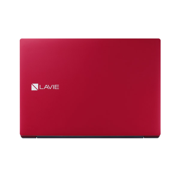 NEC LAVIE Note Standard NS700/NA カームレッド [PC-NS700NAR 2019年夏モデル]の商品画像|4