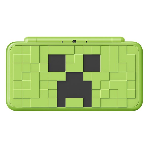 MINECRAFT Newニンテンドー2DS LL CREEPER EDITIONの商品画像|2