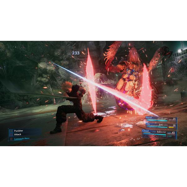 【PS4】 ファイナルファンタジーVII REMAKEの商品画像|4