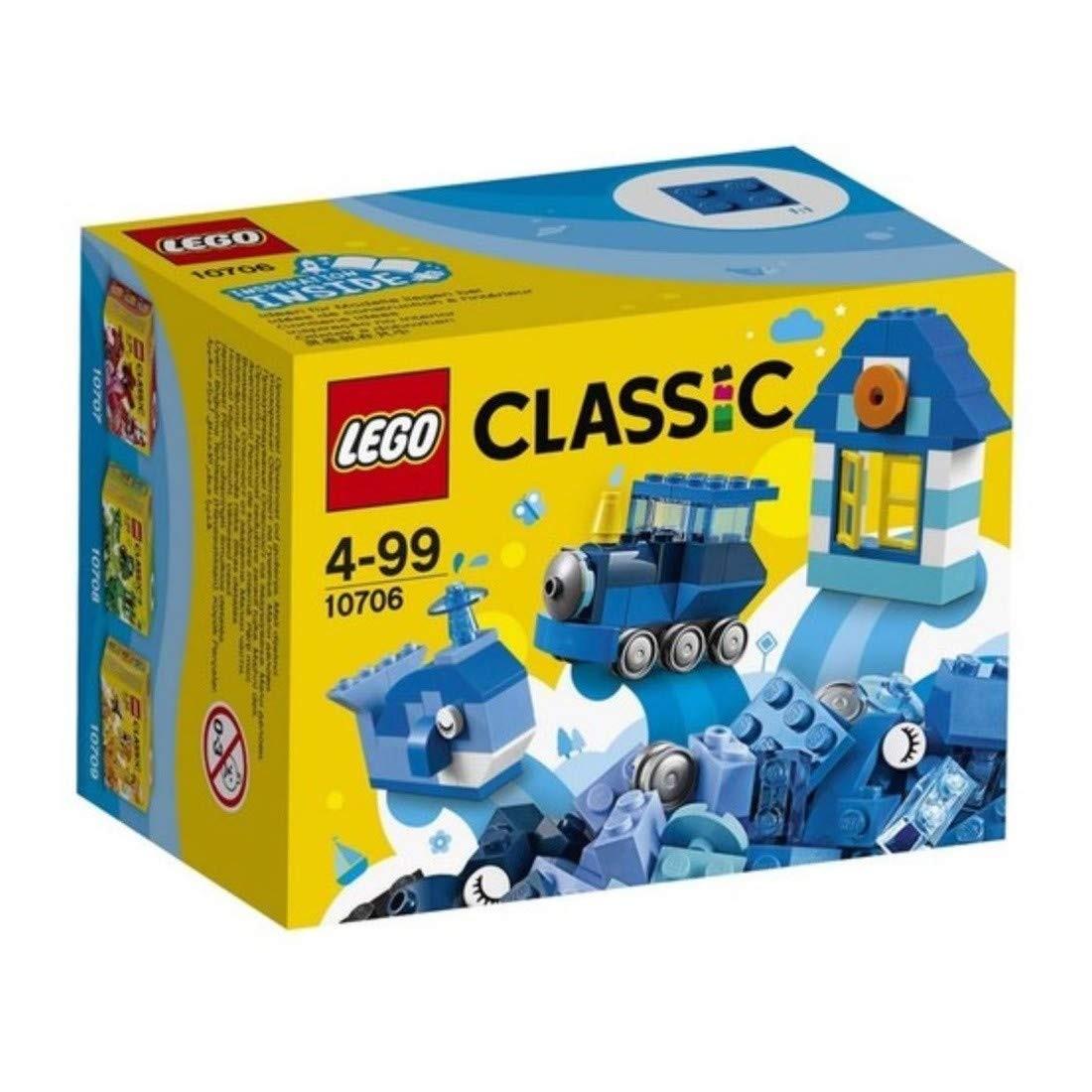 レゴ 10706 アイデアパーツ 青の商品画像|ナビ