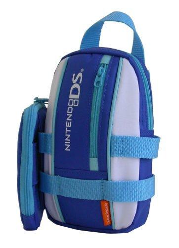 ニンテンドーDS専用 ドッキングポーチDS ブルーの商品画像|ナビ