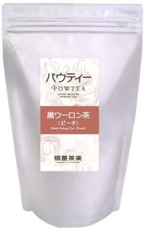パウティー 黒ウーロン茶ピーチ 250g ×1個の商品画像|ナビ