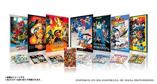【Switch】 カプコン ベルトアクション コレクション コレクターズ・ボックス [限定版]の商品画像 ナビ