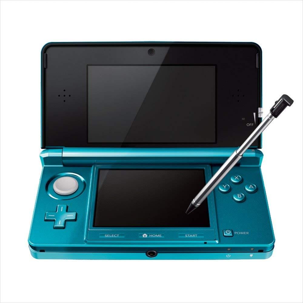 任天堂 ニンテンドー3DS アクアブルーの商品画像 ナビ