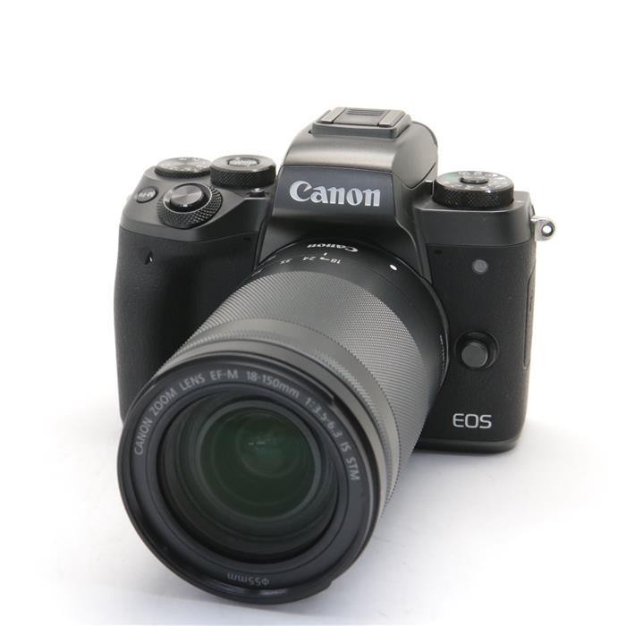 キヤノン EOS M5 EF-M18-150 IS STMレンズキットの商品画像|3
