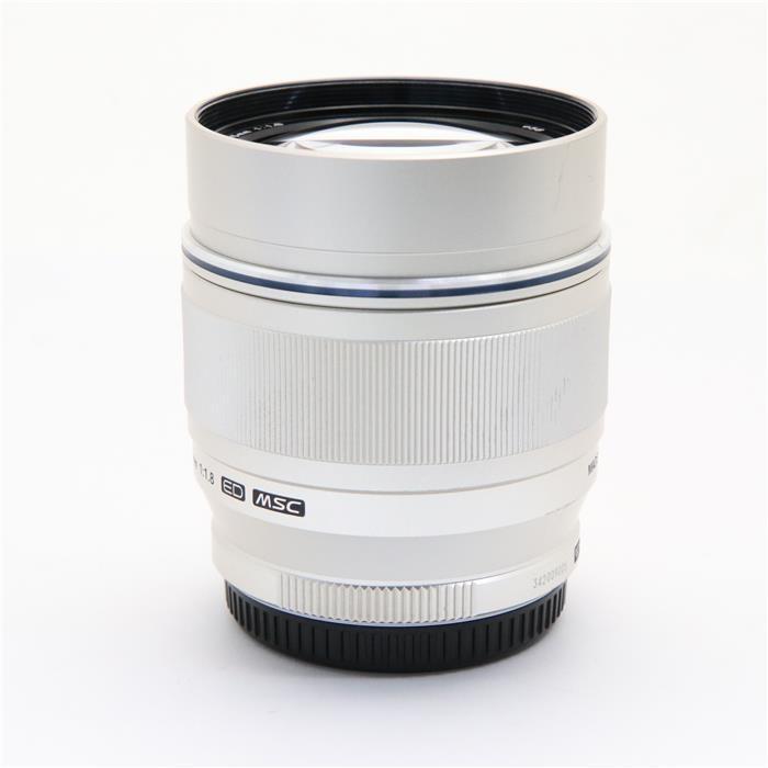 オリンパス Mズイコーデジタル M.ZUIKO DIGITAL ED 75mm F1.8(シルバー)の商品画像|2